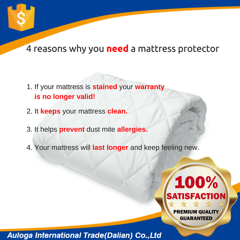 Hot selling cooling plastic mattress cover with zipper with low price - Jozy Mattress | Jozy.net