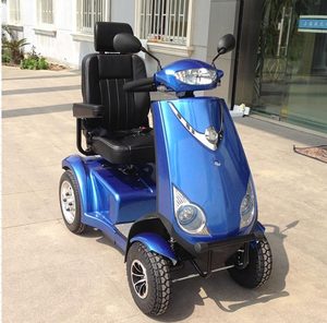 2015 best quality 4 wheel big size mobility scooter/electric mobility scooter for disabled people