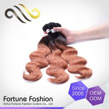 Custom-Made Promotional Price Oem Colour Hair Weave Color 1B 30 #130 And 33