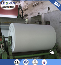 High precision MG Poster Paper & Tissue Paper Machine