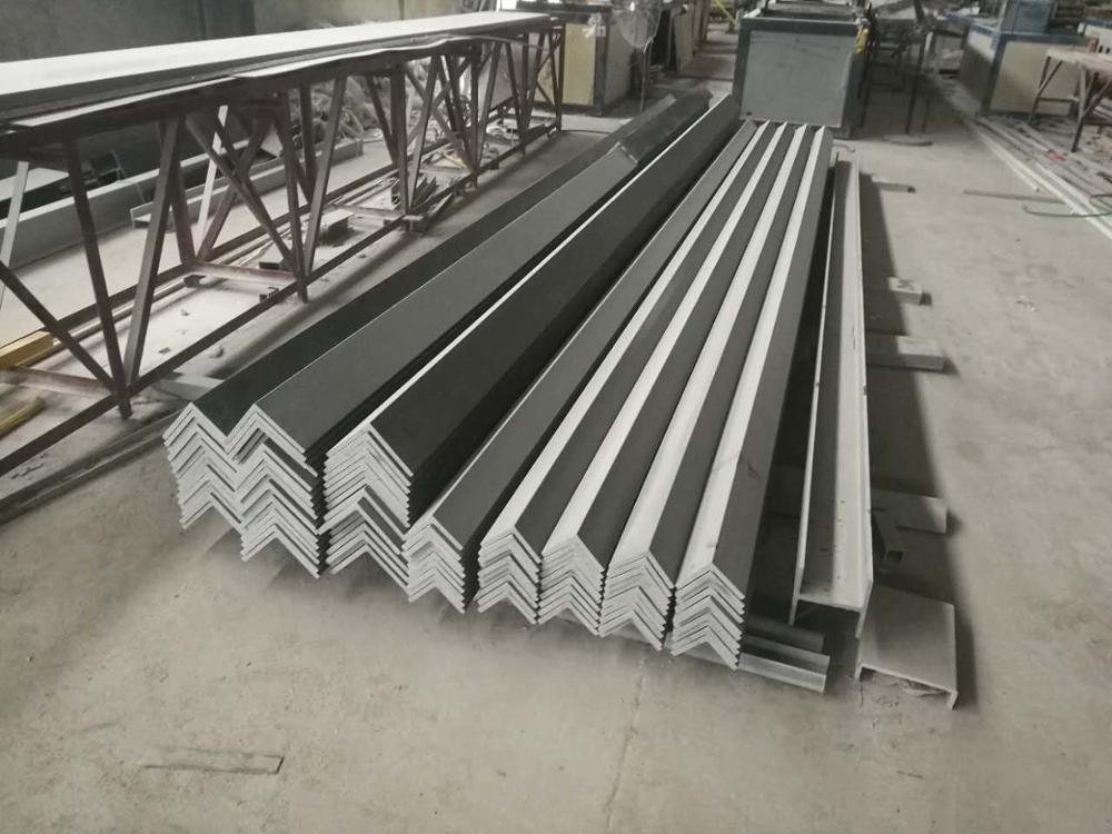 Pultruded profiles FRP Fiberglass pultruded Angle,frp pultrusion supplier