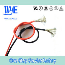 600V 200C High Flexible Silicone Resin Coating Wire and Cable