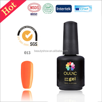 285 Beautiful Colors One Step Gel Nail Polish ,Free Sample UV Led Soak Off One Step Gel
