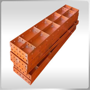 MF-2705 Tianjin Shisheng Steel Flat Concrete Wall Formwork Formed Concrete