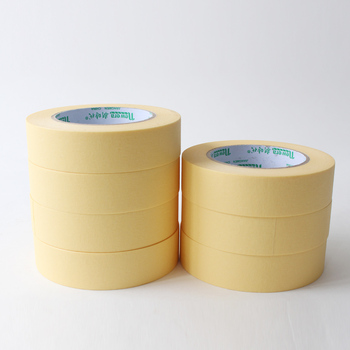 Heat-resistant Car Painting rubber masking tape