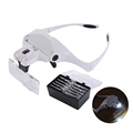 LED lamps light head Magnifier glass Loupe