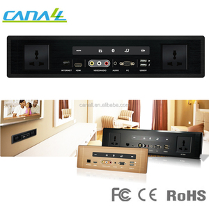 promotional cheapest price HD8630 media hub panel with Bluetooth streaming