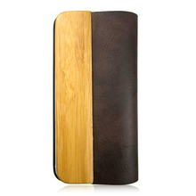 Mobile phone wooden leather case elegant design wood beauty case for iPhone 5 cell phone shell