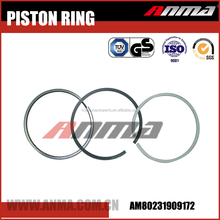 China manufacture professional tp piston ring