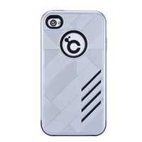 tpu pc 2 in 1 custom printed durable factory directly selling phone case for iphone 4/4s