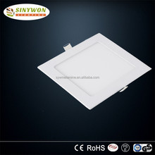 Xiamen led factory panel luz led