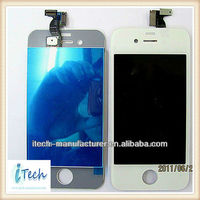 Mobile phone spare part lcd touch screen for iphone 4s