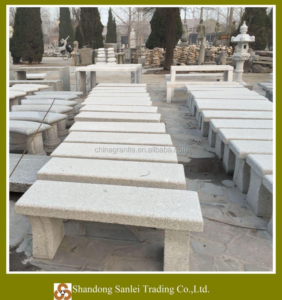 Mobili da giardino panca di pietra per la vendita giardino for Svendita mobili da giardino
