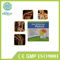 QS8001 Capsicum plasters for relieving muscle pain effectively ease shoulder pain patch