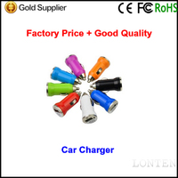 5V 1A Mini USB Cheap Car Charger For Cell Mobile Phone Charger Adapter