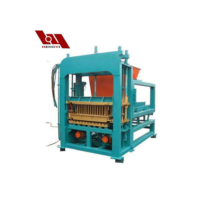 2015 NEW Products Factory Price hollow block making machine philippines (QT4-15)