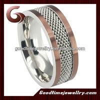 gr5 titanium forge rings