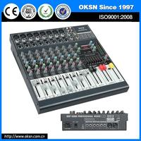 Hot selling UB822FX professional broadcast mixing console with low price