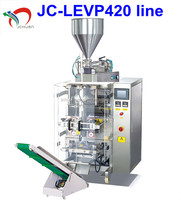 Good price milk packing machine line for bags JC-LEVP420