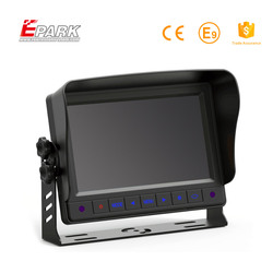 Well Designed 7inch hd car monitor security rearview