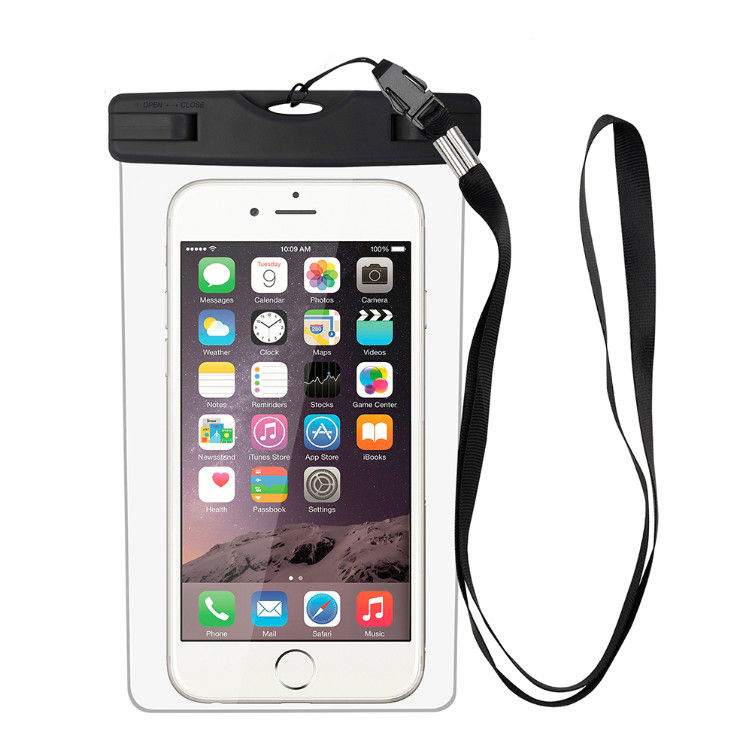 Amazon Com Mobile Cellphone Waterproof Pouch Bag