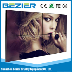 55 Inch hot sale Ultra Narrow Bezel LCD Video Wall with lcd display panels