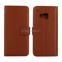 Genuine Leather case for HTC One M9
