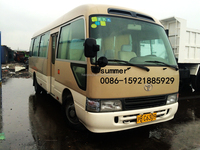 toyota coaster buses japan