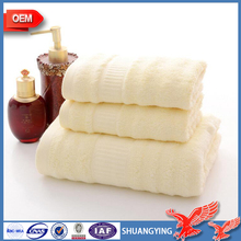 Factory Professionally Soft 100% Organic Bamboo Fiber Bath Towel