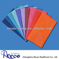 custom printed plastic table cover sheet / table cloth