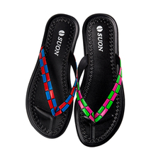 New design fashion slippers women 2017 flat comfortable lady sandals
