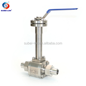 good quality long stem high pressure low temperature ball valve