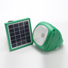 New arrivals promotional price green energy small garden lantern