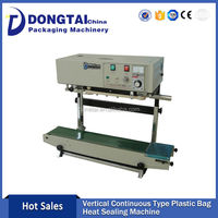 Continuous professional packet sealing machine