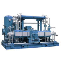 cng natural gas 4 stage reciprocating compressor