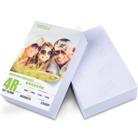 Cheap 180g one side glossy printing paper 4R for inkjet printer(GSB-GPPM13)