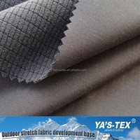 China textile TPU laminated 100 polyester waterproof breathable fabric