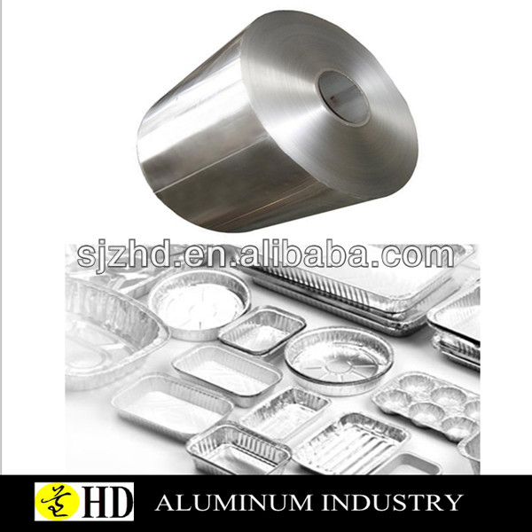 Household aluminum foil with good price