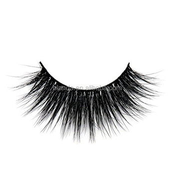 Deluxe South Korea Makeup Cross Handcrafted Flawless False Eyelashes for Makeup