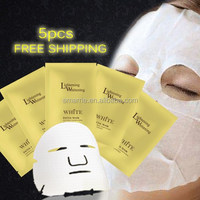Hot Sale High Quality Whitening Facial Collagen Mask Rich with Dead Sea Minerals and Collagen