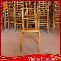 YINMA Hot Sale factory price high back dining room chairs