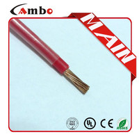 Nylon Jacket 8 Gauage 600V Low Voltage THNN Electrical Cable
