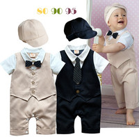 Korea Style baby clothes low price baby suit boys baby suit for wedding