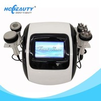 CE approved portable skin renovation slimming cavitation rf machine
