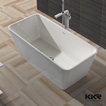 American Style Acrylic Resin Bathtub Sizes In Feet View