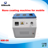 110V/220V 250W Mini Nano Coating Machine NM-06 Mobile Waterproof Vacuum Nano Coating Machine For Mobile Phone Machining