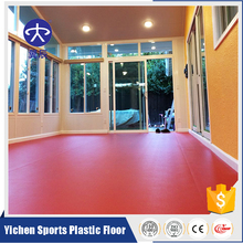 Indoor Sports Floor Table Tennis Flooring Mat