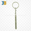 Wholesale Metal cheap simple custom Keychain