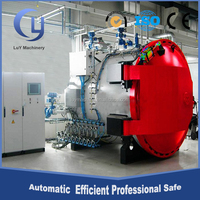 Low price automatic rubber vulcanization process