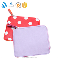 Pink girls PU wallets and purses, Fashion trends women wallets, New model ladies purses